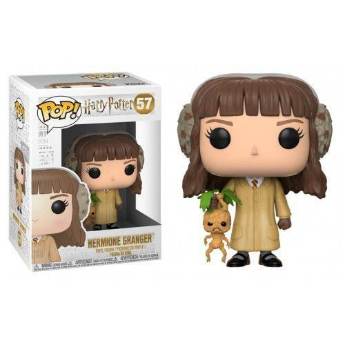Funko Pop! Hermione Granger (Herbologia): Harry Potter #57 - Funko