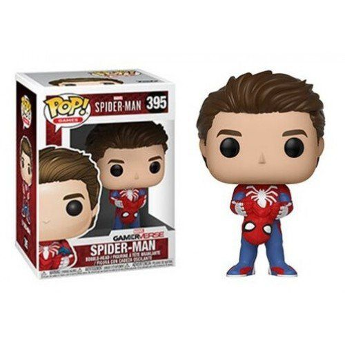 Funko Pop! Homem-Aranha (Spider-Man): Spider-Man (GamerVerse) #395 - Funko
