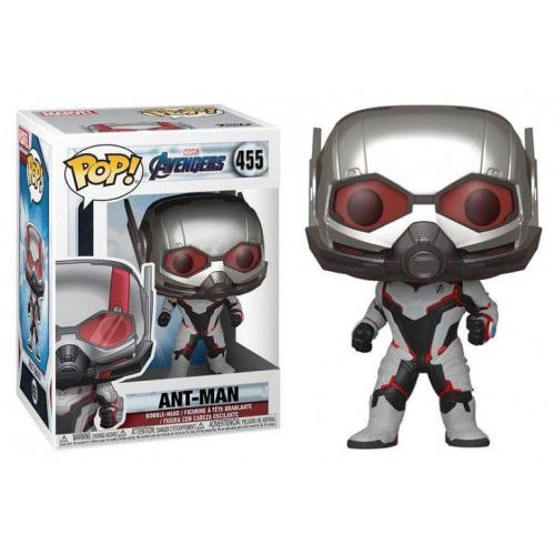 Funko Pop! Homem-Formiga (Ant-Man): Vingadores Ultimato (Avengers Endgame) #455 - Funko