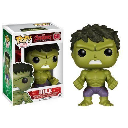 Funko Pop Hulk: Vingadores: Era de Ultron #68 - Funko