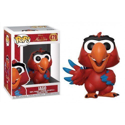 Funko Pop! Iago: Aladdin (Disney) #479 - Funko
