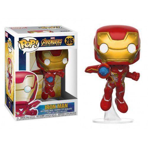 Funko Pop! Iron Man: Vingadores Guerra Infinita (Avengers Infinity War) #285 - Funko