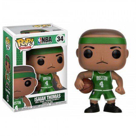 Funko Pop! Isaiah Thomas: NBA Boston Celtics #34 - Funko