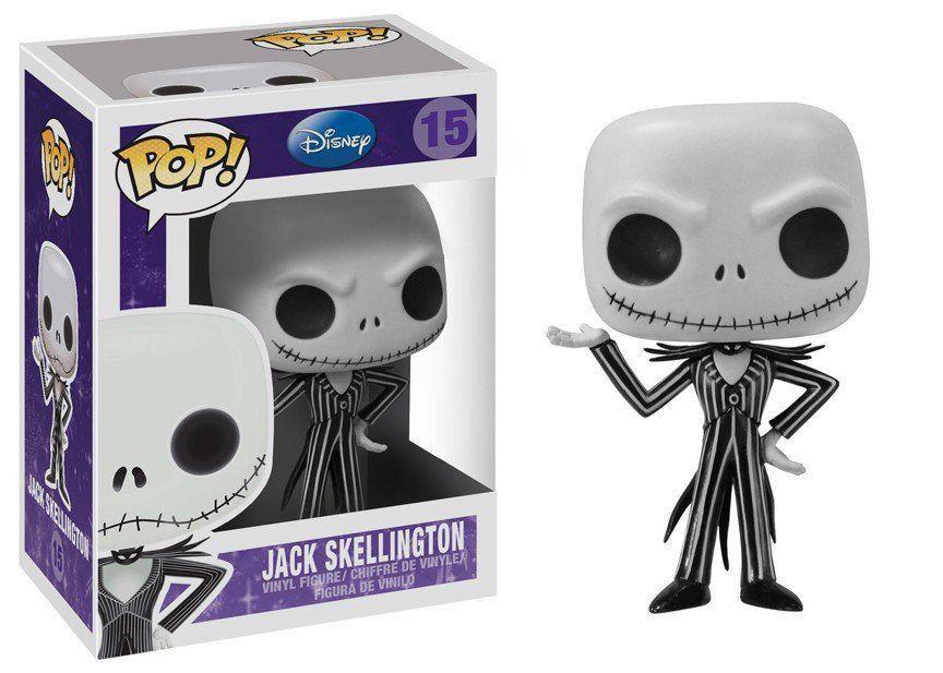 Funko Pop Jack Skellington: Disney #15 - Funko