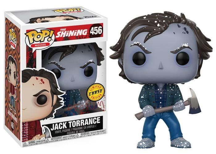 Funko Pop Jack Torrance (Chase): O Iluminado (The Shining) #456 - Funko