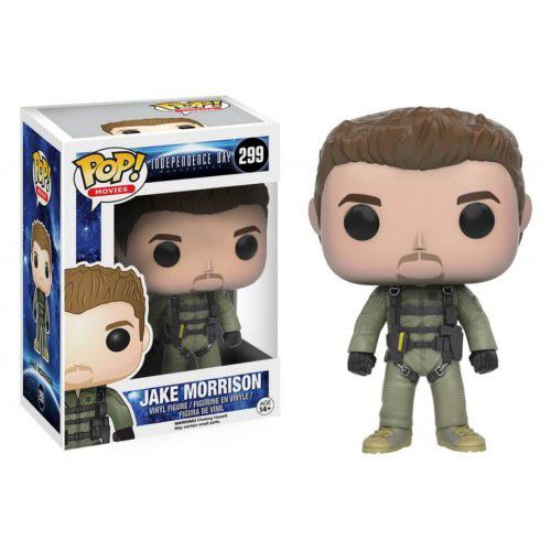 Funko Pop! Jake Morrison: Independence Day #299 - Funko