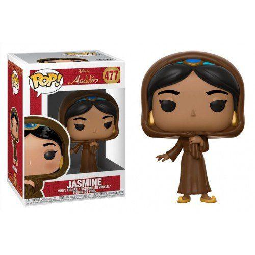 Funko Pop! Jasmine (Disguised): Aladdin (Disney) #477 - Funko