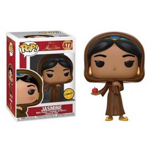 Pop! Jasmine (Disguised) Chase: Aladdin (Disney) #477 - Funko