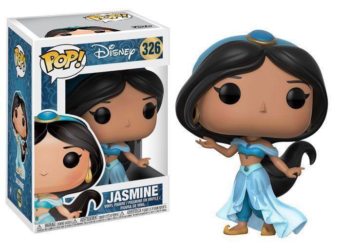 Funko Pop Jasmine: Disney #326 (Exclusivo) - Funko