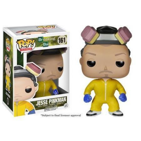 Funko POP! Jesse Pinkman Cook Breaking Bad - Funko
