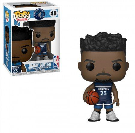 Funko Pop! Jimmy Butler: NBA Minnesota Timberwolves #48  - Funko