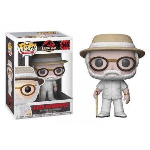 Funko Pop! John Hammond: Jurassic Park #546 - Funko