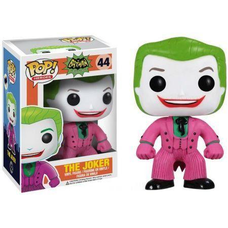 Funko Pop Joker: Batman Clássico 1966 #44 - Funko