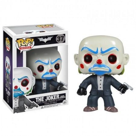 Funko POP! Joker Bank Robber - Funko