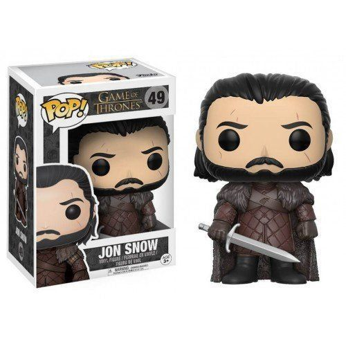 Funko Pop Jon Snow: Game Of Thrones #49 - Funko
