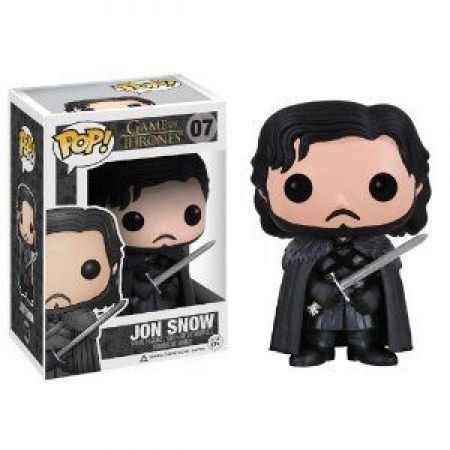 Funko Pop Jon Snow: Game Of Thrones #07 - Funko