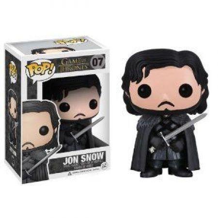 Funko Pop Jon Snow: Game Of Thrones #07 - Funko