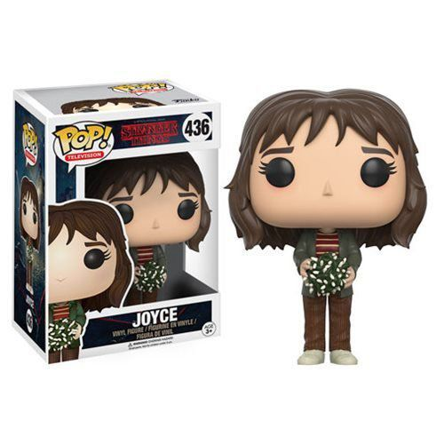 Funko Pop Joyce: Stranger Things #436 - Funko