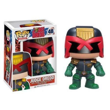 Funko POP! Judge Dredd - Funko