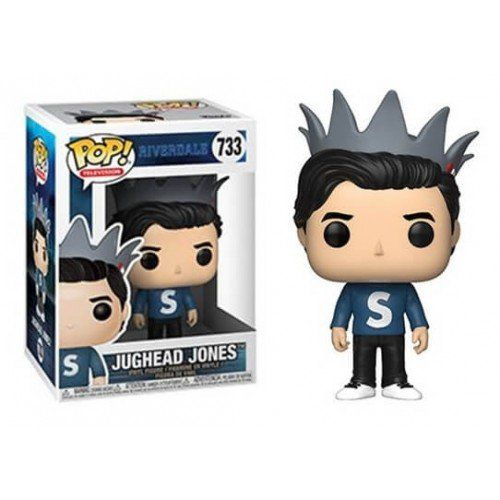 Funko Pop! Jughead Jones: Riverdale #733 - Funko (Apenas Venda Online)