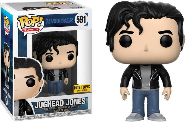 Funko Pop! Jughead Jones: Riverdale (Exclusivo) #591 - Funko