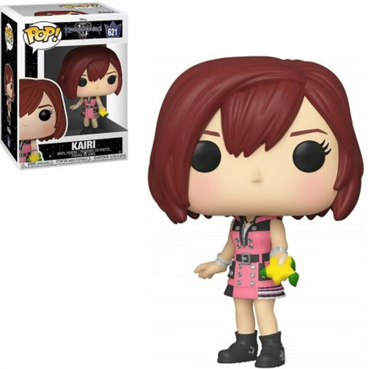 Funko Pop! Kairi: Kingdom Hearts III #621 - Funko