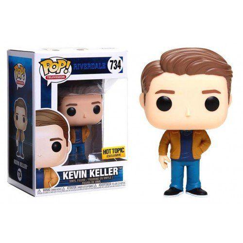 Pop! Kevin Keller: Riverdale (Exclusivo) #734 - Funko (Apenas Venda Online)