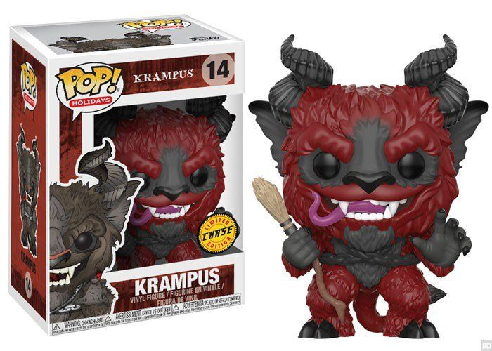 Funko Pop! Krampus (Chase): Krampus #14 - Funko