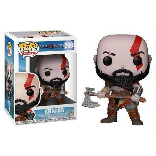 Funko Pop! Kratos: God Of War #269 - Funko