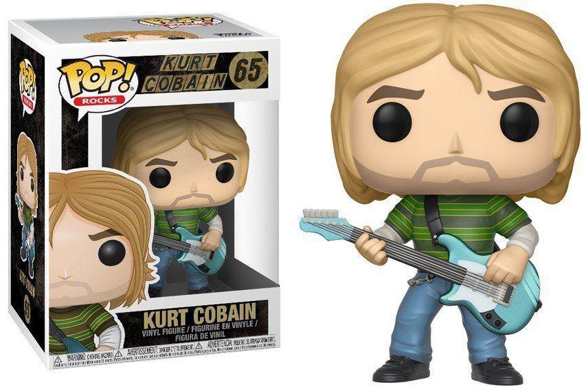 Funko Pop Kurt Cobain: Rocks #65 - Funko