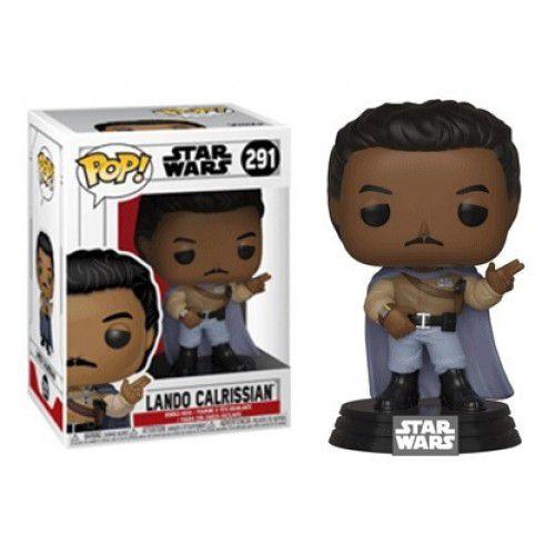 Funko Pop! Lando Calrissian: Star Wars #291 - Funko