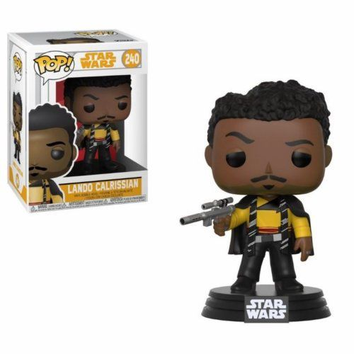 Pop! Lando Calrissian: Star Wars (Exclusivo) #240 - Funko