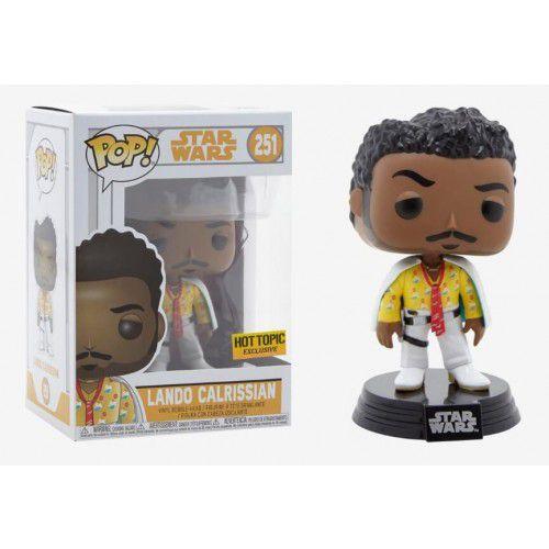 Funko Pop! Lando Calrissian: Star Wars (Exclusivo) #251 - Funko