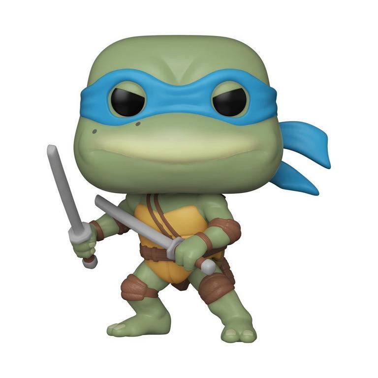 Funko Pop! Leonardo Tartaruga Ninja: (TMNT - Leonardo ) Retro Toys #16 - Funko