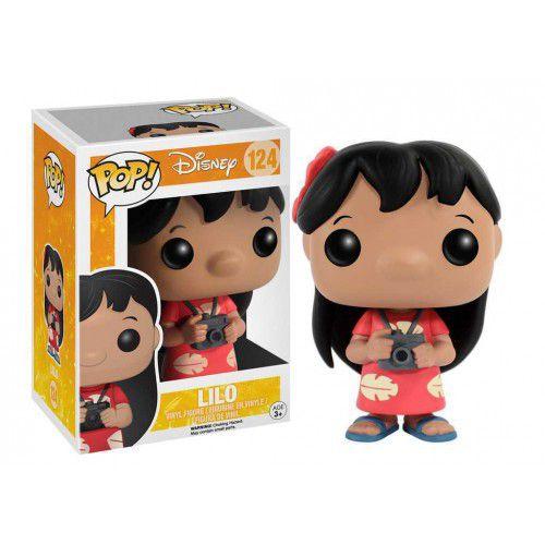 Funko Pop! Lilo: Lilo & Stitch (Disney) #124 - Funko