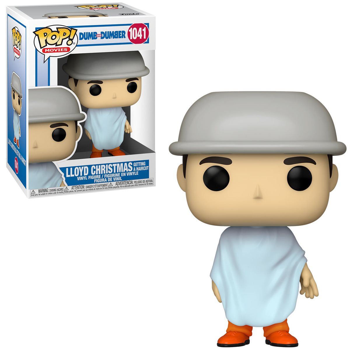 PRÉ VENDA: Funko Pop! Lloyd Getting Haircut: Debi & Loide (Dumb and Dumber)  #1041 - Funko