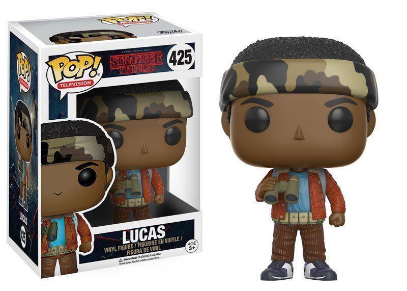 Funko Pop Lucas: Stranger Things #425 - Funko