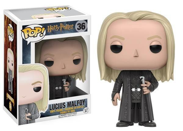 Funko Pop Lucius Malfoy: Harry Potter #36 - Funko