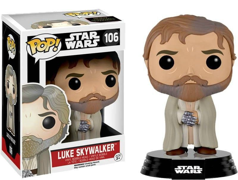 Funko Pop Luke Skywalker: Star Wars #106 - Funko