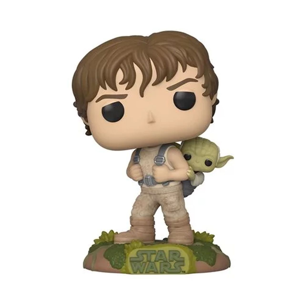 PRÉ VENDA: Funko Pop! Luke Treinando com Yoda (Training): Star Wars - O Império Contra-Ataca (Empire Strikes Back) - Funko - EV
