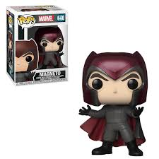 Funko Pop! Magneto Marvel: X-Men o Filme - Aniversário 20 anos - (X-Men 20th Anniversary) #640 - Funko
