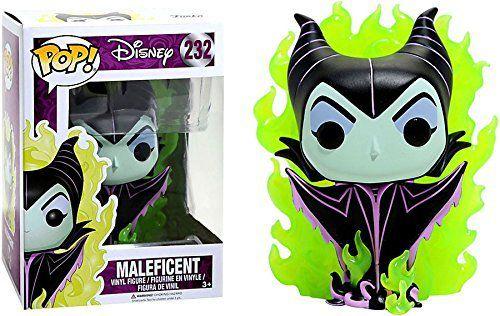Funko Pop! Malévola (Maleficent): Disney (Exclusivo) #232 - Funko