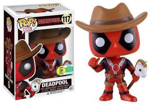 Funko POP! Marvel: Deadpool 2016 Summer Convention - Funko