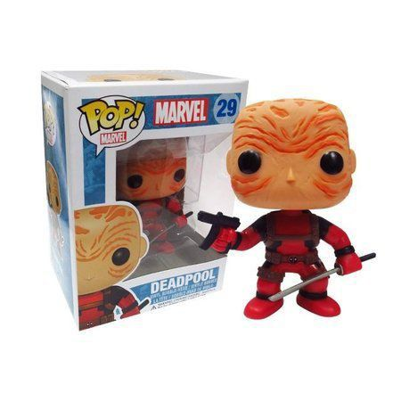 Funko POP! Marvel: Deadpool Unmasked - Funko