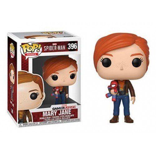 Funko Pop! Mary Jane: Spider-Man (GamerVerse) #396 - Funko