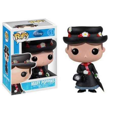 Funko Pop Mary Poppins: Disney #51 - Funko