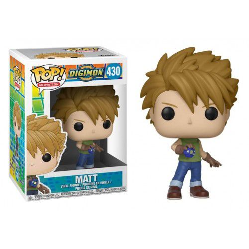 Funko Pop! Matt: Digimon #430 - Funko