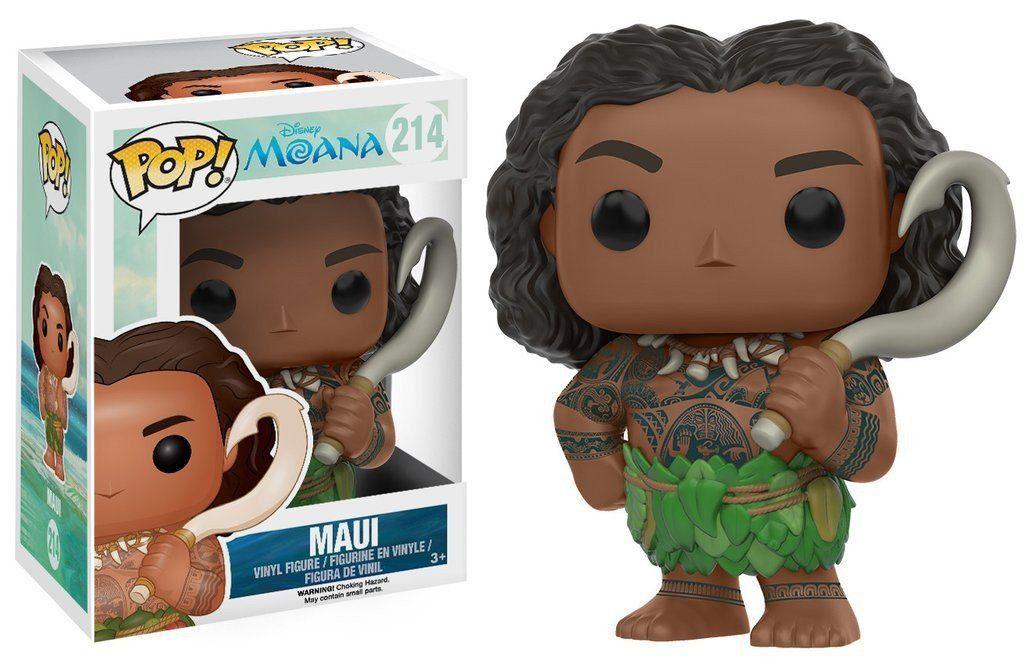 Funko Pop Maui: Moana #214 - Funko