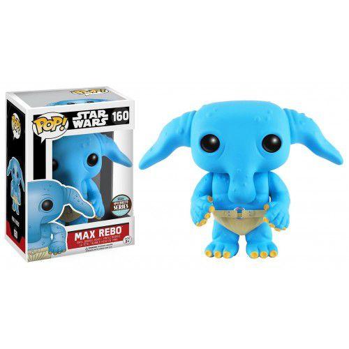 Pop! Max Rebo: Star Wars (Specialty Series) #160 - Funko