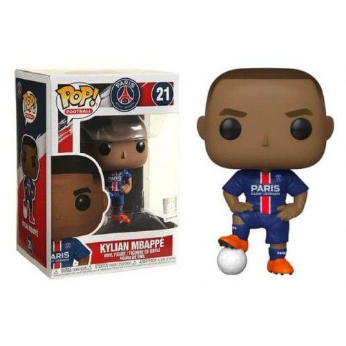 Funko Pop! Mbappé: Paris Saint Germain (PSG) #21 - Funko